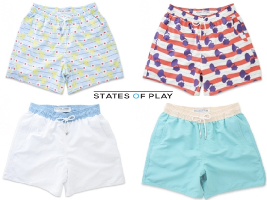 States of Play collage