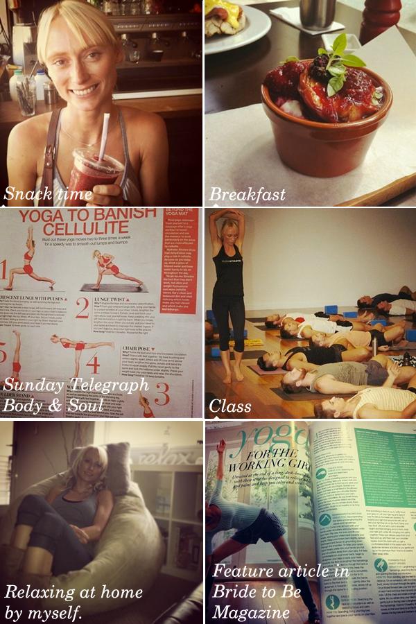 Kate's life through instagram