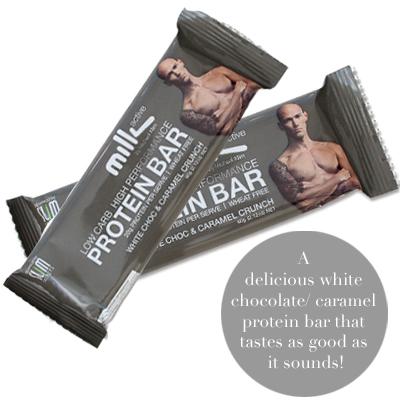 MILK protein bar