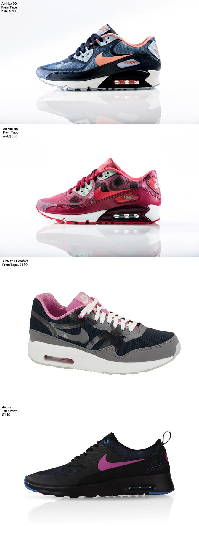 Nike Air max collage