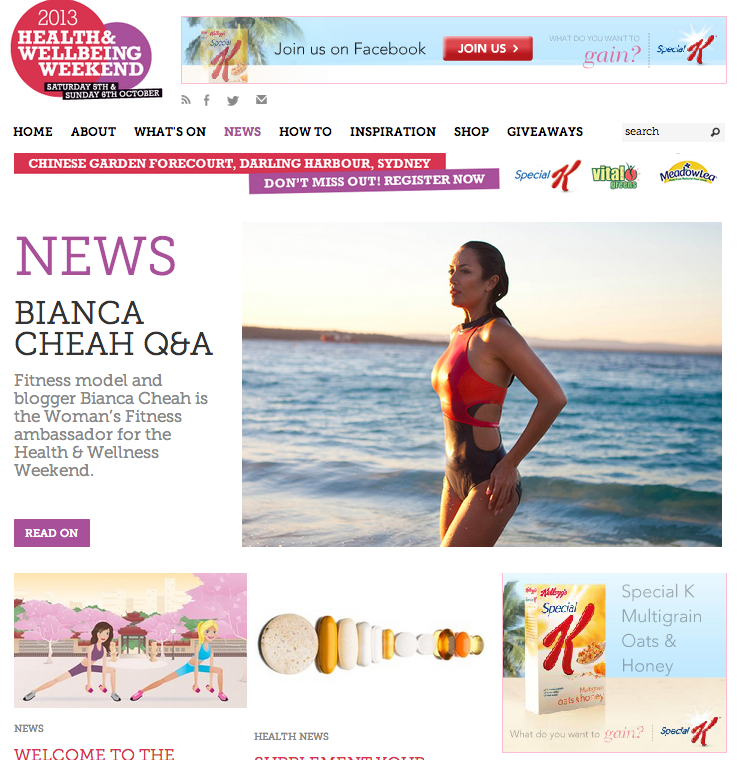 Media health and wellbeing